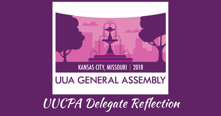 Reflection on the 2018 General Assembly - Bill Hilton