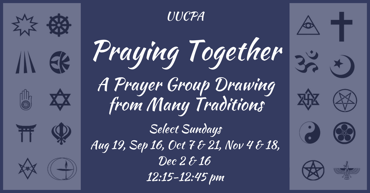 Praying Together Group