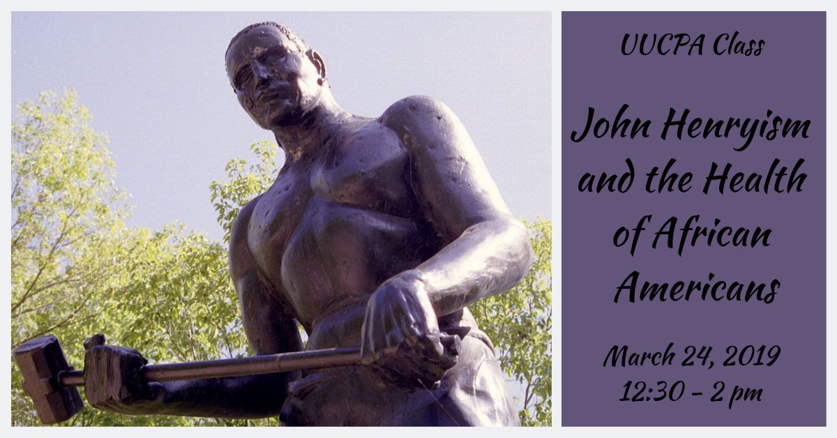 John Henryism and the Health of African Americans