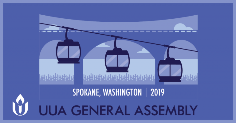 The Power of We - UUA General Assembly: June 19-23, 2019