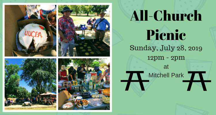 All Church BBQ Picnic