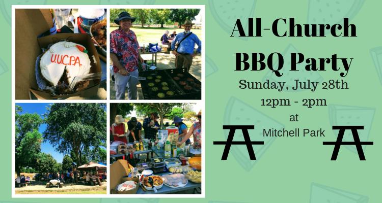 All-Church BBQ Picnic/Party