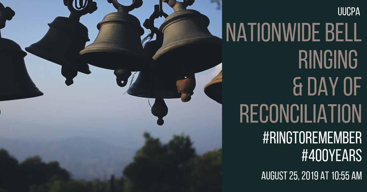 Nationwide Bell Ringing & Day of Reconciliation