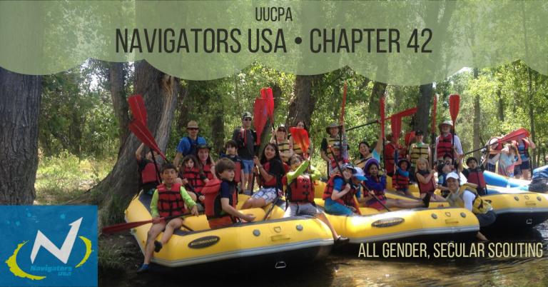 Navigators Bias-Free Scouting Group
