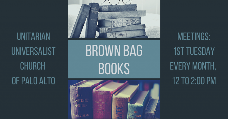 Brown Bag Books for May and June 2020