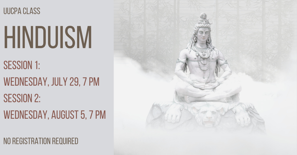 Hinduism, Session 1