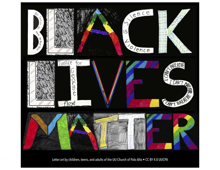 Black Lives Matter Poster