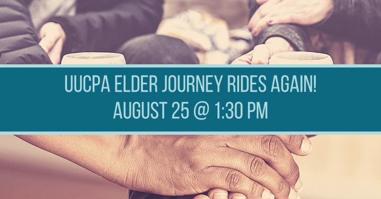 Elder Journey rides again - August 25, 2020!