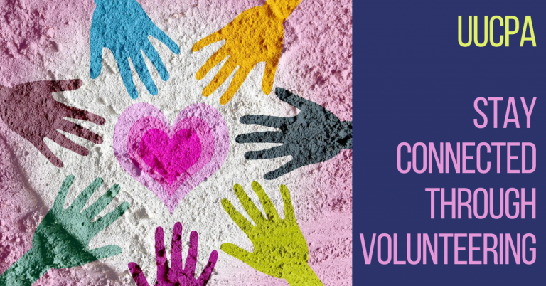 Stay Connected through Volunteering
