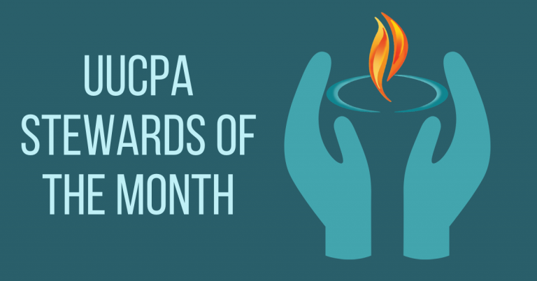 Stewards of the Month for July 2020