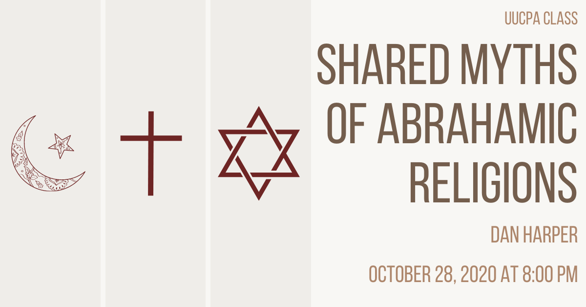 Shared Myths of Abrahamic Religions