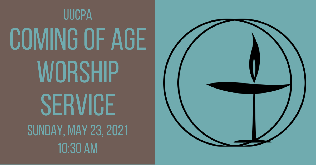 Coming of Age - Service