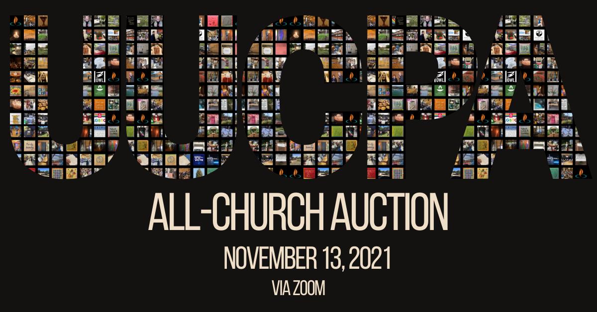UUCPA Auction