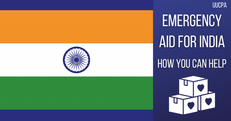 Emergency Aid for India