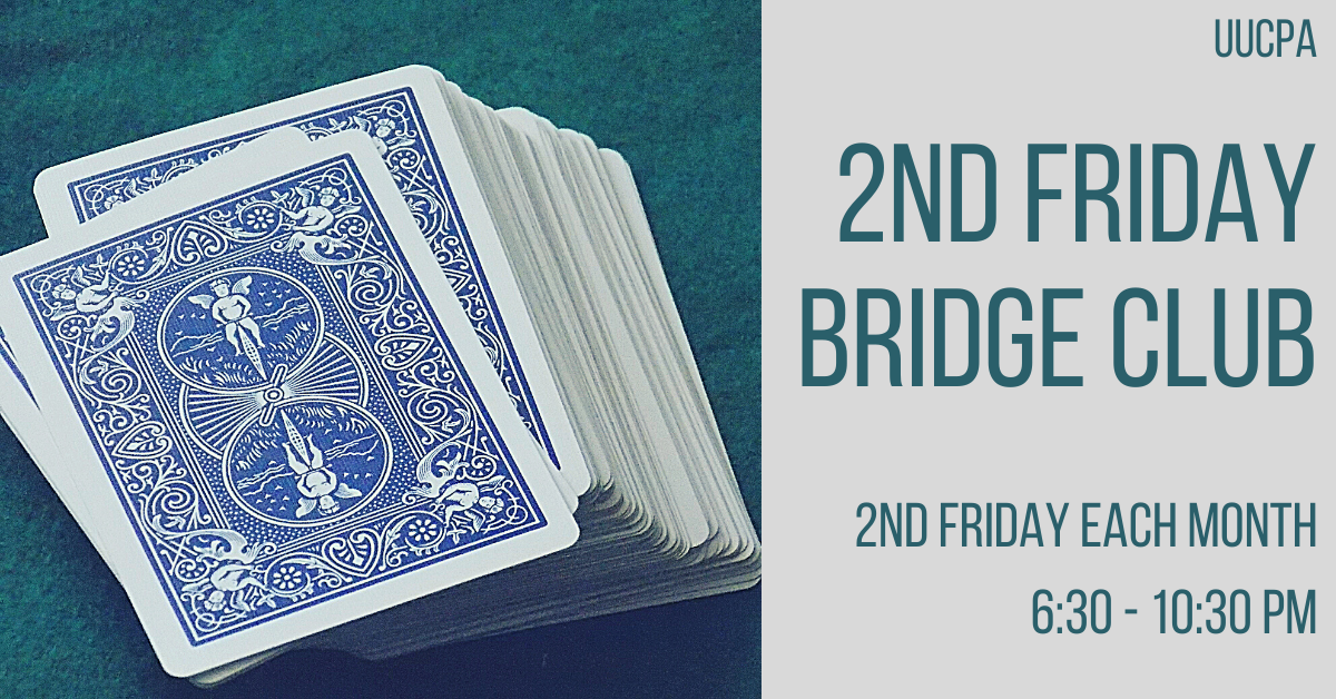 2nd Friday Bridge Club