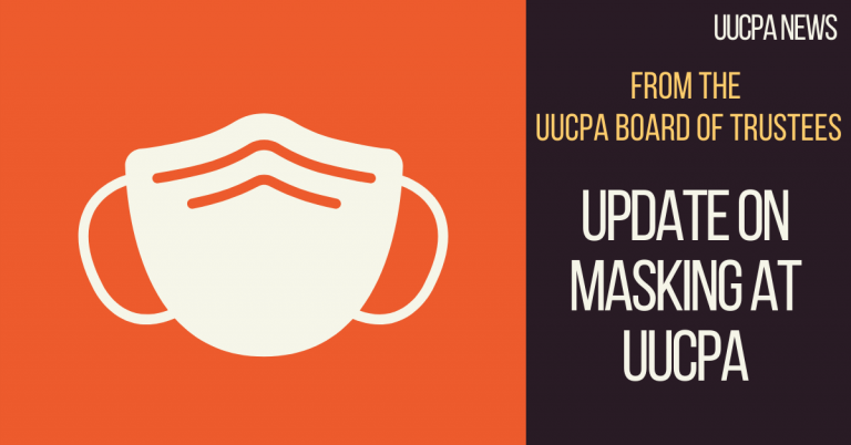 Update on Masking at UUCPA